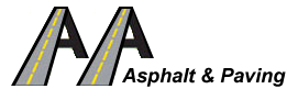 AA Asphalt and Concrete logo